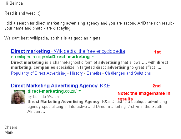 2direct marketing advertising agency